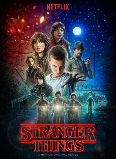 Stranger Things_Poster