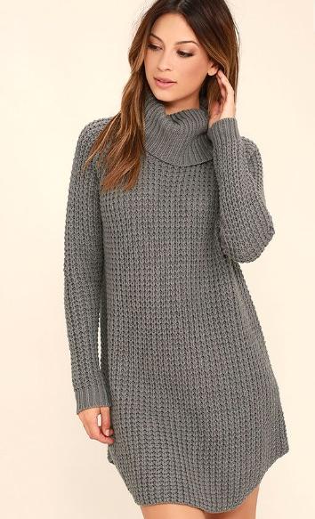 Element Eden Sweater Dress - $69.95