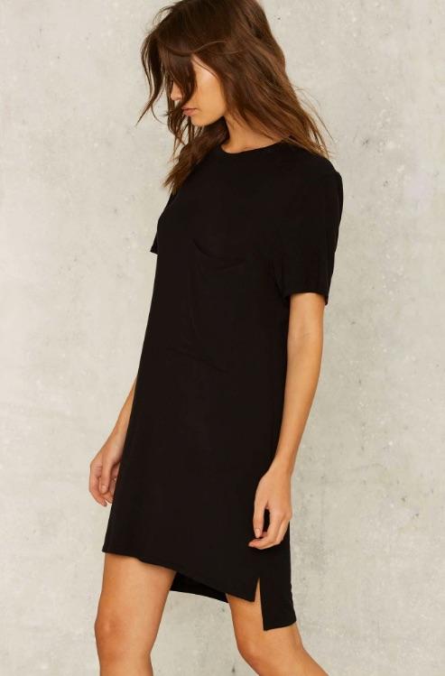 I'm Not Okay Pocket Dress - $38.00